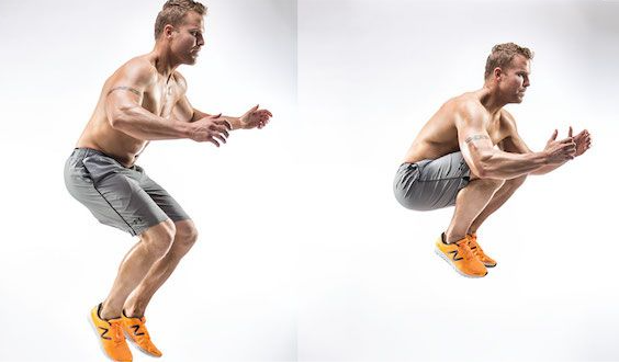"5 ""Exercises To Build Your Muscle At Home"""