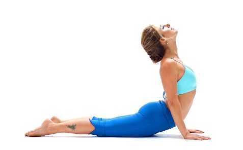 "5 basic ""yoga"" poses for beginners"